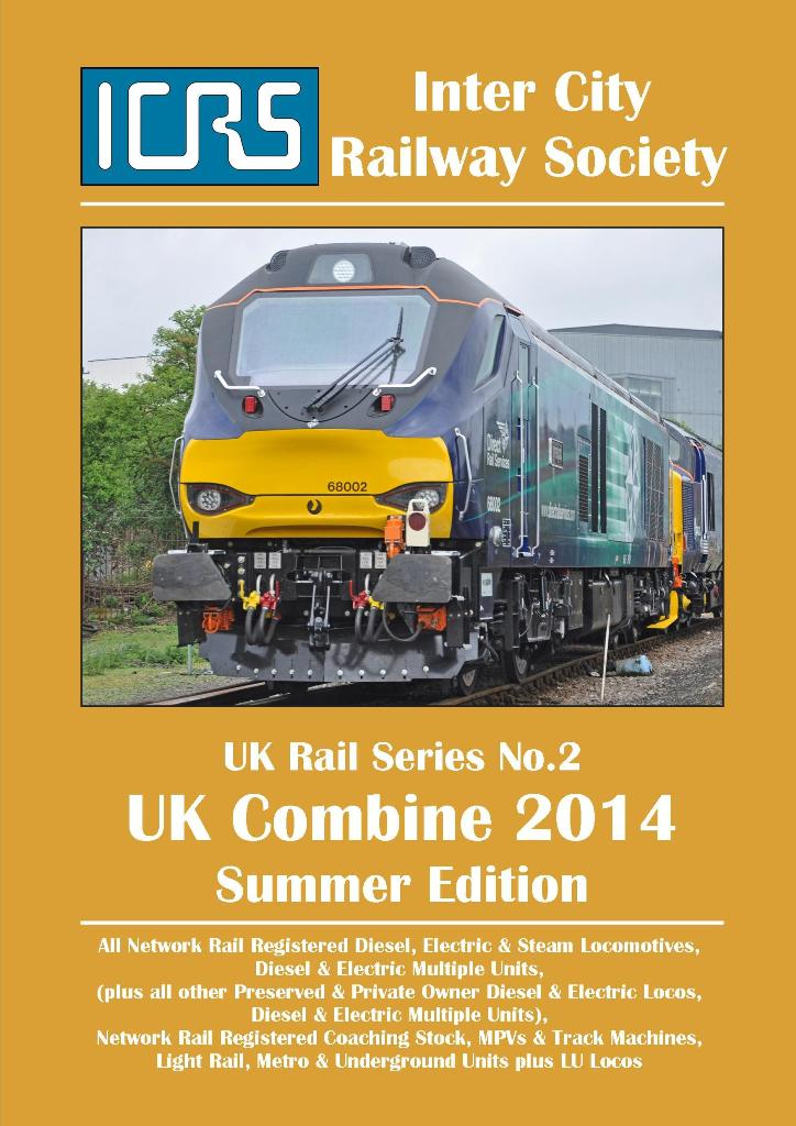 UKRS02B UK Combine Summer Edition 2014