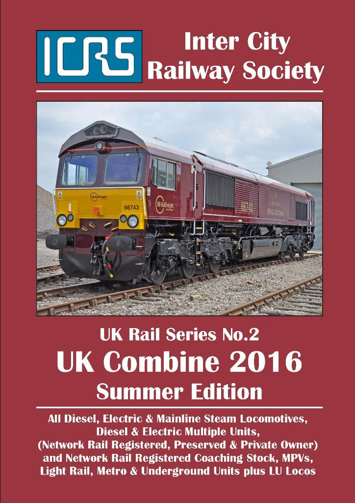 UKRS02B UK Combine Summer Ed 2016