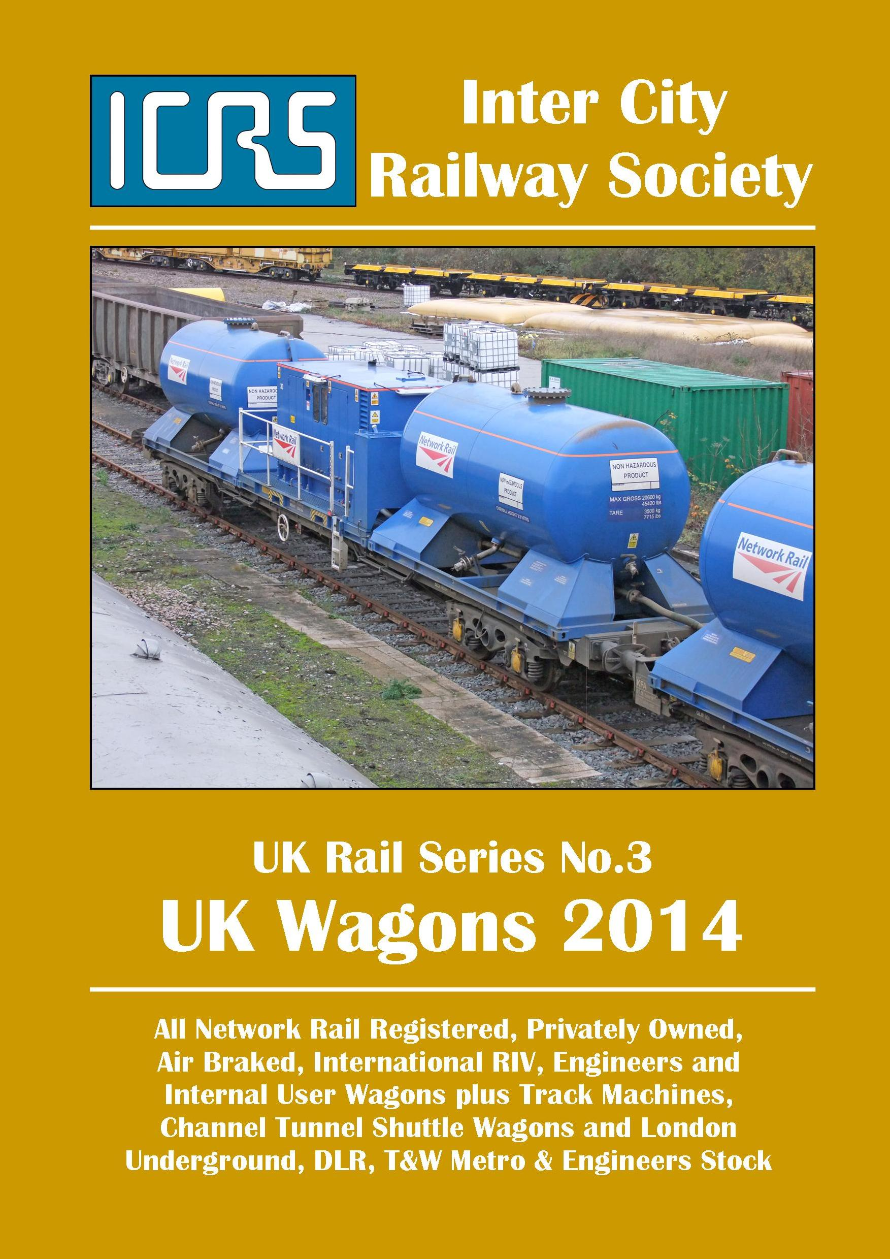UKRS03 UK Wagons 2014