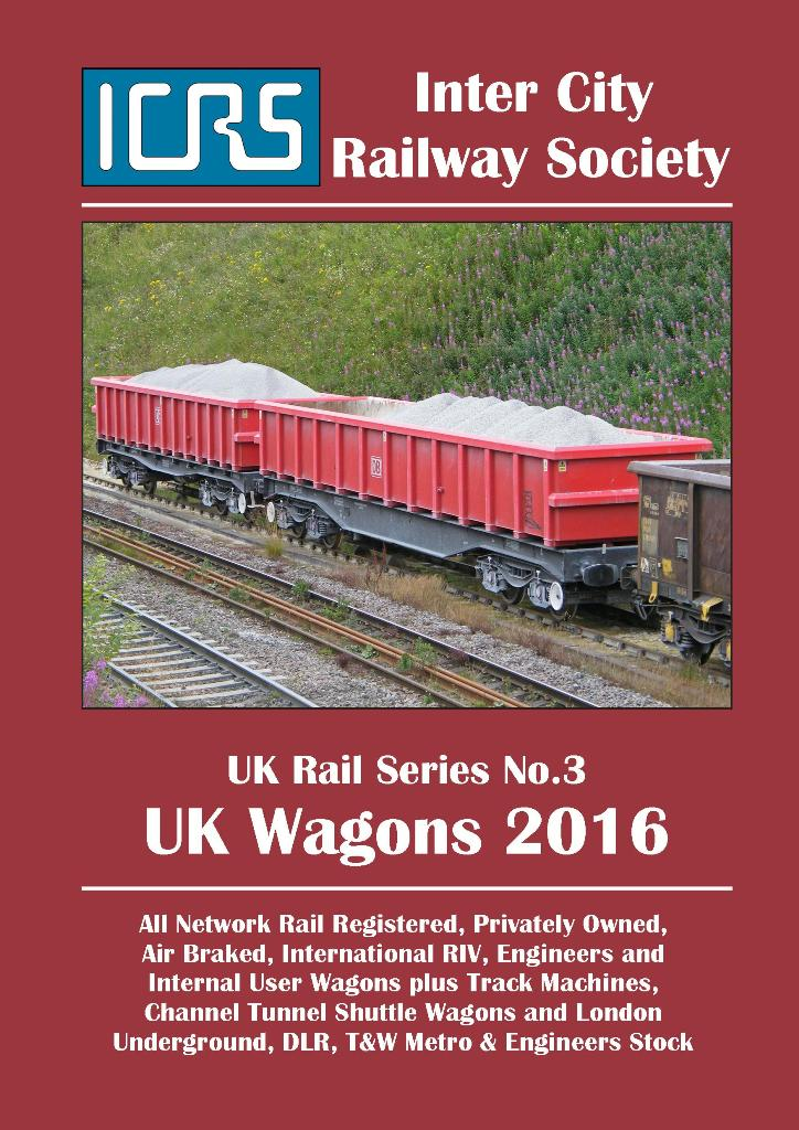 UKRS03 UK Wagons 2016