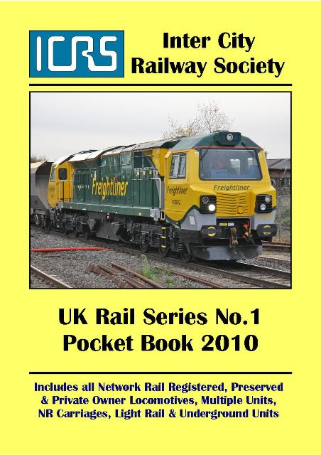 UKRS01 UK Pocket Book 2010
