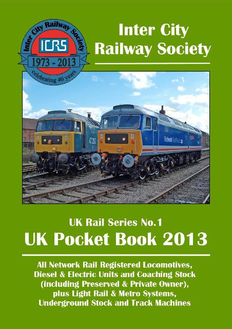 UKRS01 UK Pocket Book 2013