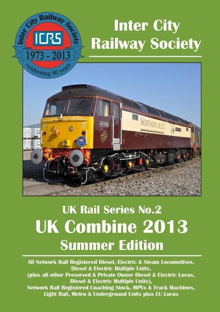 UKRS02B UK Combine Summer Edition 2013