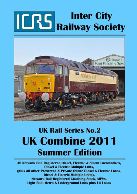 UKRS02C UK Combine Summer Edition 2011