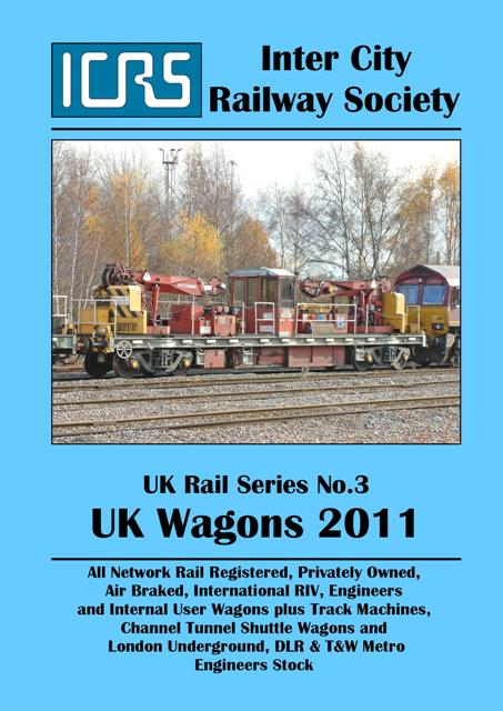 UKRS03 UK Wagons 2011
