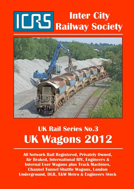 UKRS03 UK Wagons 2012