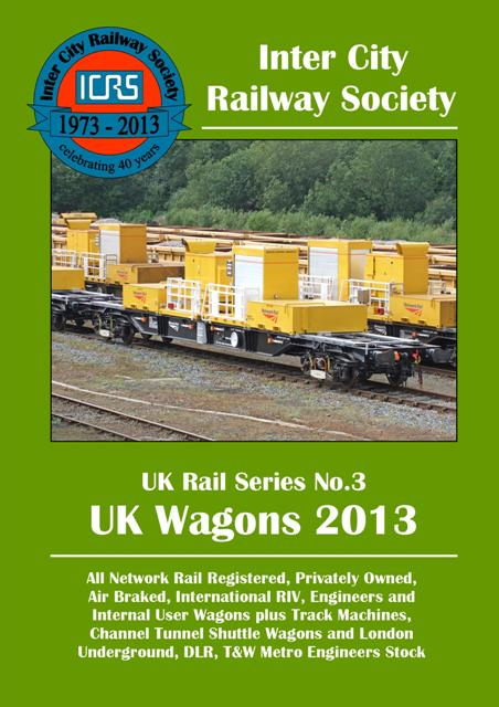 UKRS03 UK Wagons 2013