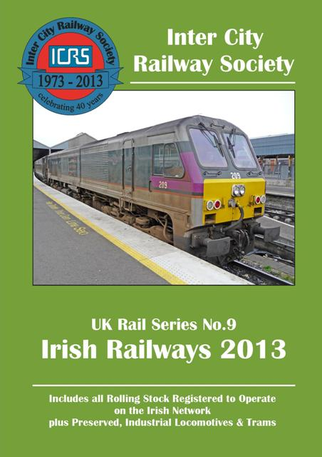 UKRS09 Irish Railways 2013