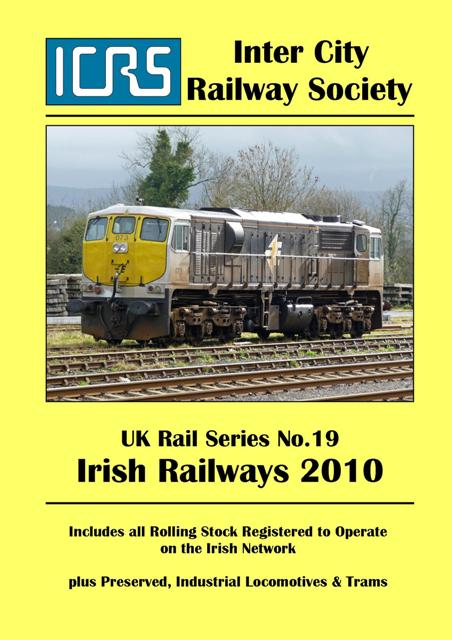 UKRS19 Irish Railways 2010