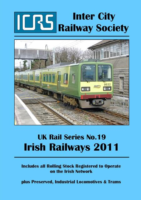 UKRS19 Irish Railways 2011