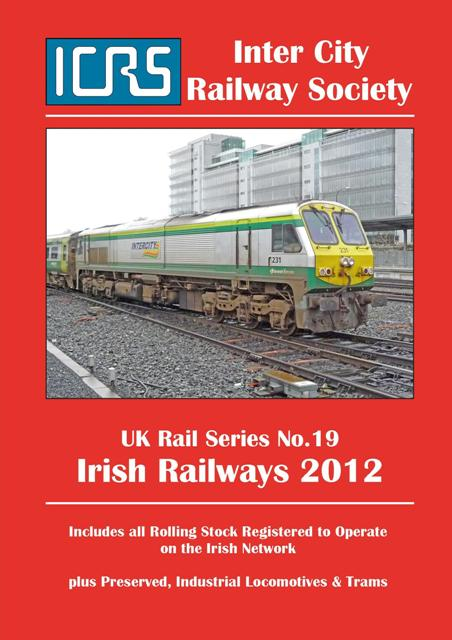 UKRS19 Irish Railways 2012
